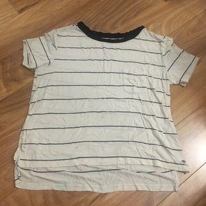 American Eagle Soft & Sexy Stripled T-Shirt